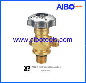 Diaphragm Type Valve for CO2 Cylinder -Cga180 pictures & photos