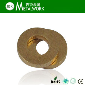 Brass Flat Washer DIN125/DIN9021 (M6, M8, M10) pictures & photos