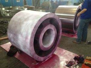 Kiln Support Roller Certified by BV, SGS, ISO9001: 2008 pictures & photos