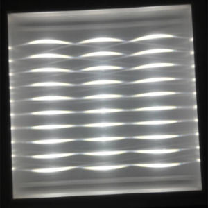 White Color Single Lighting Effect 3D LED Panel Lighting pictures & photos