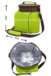 Waterproof Square Insulated Picnic Lunch Can Cooler Ice Bag pictures & photos