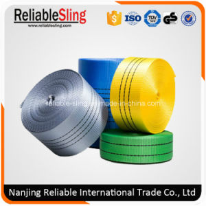 25mm-300mm Polyester Flat Belt for Lifting Sling pictures & photos