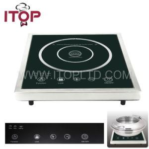 Desktop Multi-Function Commercial Induction Cooker (TIC1800-7) pictures & photos