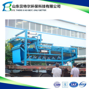 Belt Filter Press Machine with Low Water Content pictures & photos