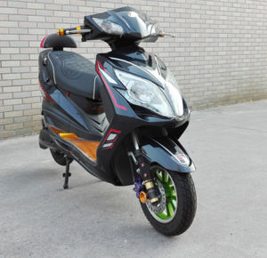 China Light Cheap Road Adult E-Motorbike (SYEV-1) pictures & photos