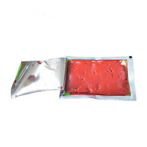 Yoli Brand 70g Sachet Tomato Paste of High Quality pictures & photos