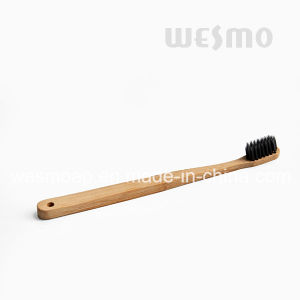 Eco-Friendly Bamboo Toothbrush (WBB0870B) pictures & photos