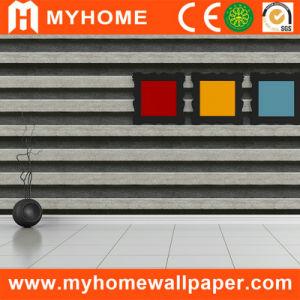 3D Effect PVC Vinyl Wallpaper for Building Material pictures & photos
