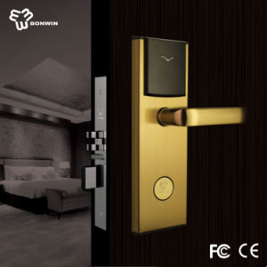 Hot Selling Wholesale Electronic RF Card Mortise Door Lock for Hotel, Home and Office pictures & photos