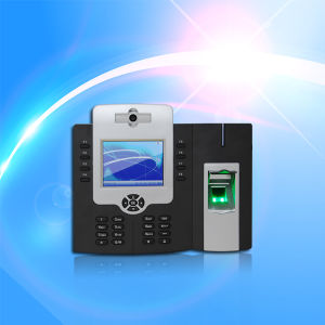 Li-Battery /New Firmware/RFID Card & Fingerprint Access Control System with WiFi/GPRS (TFT 800) pictures & photos