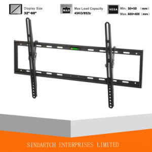 Adjustable Tilting TV Wall Mount/ TV Bracket with Bubble Level pictures & photos