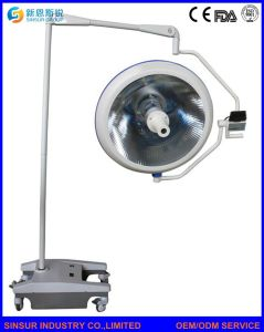 Hospital Surgical Equipment Shadowless Halogen Double-Head Ceiling Operating Lights pictures & photos