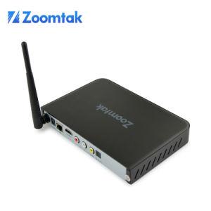 New Arrival Kodi 16.0 Quad Core 64bit AC WiFi Zoomtak T8X TV Box pictures & photos