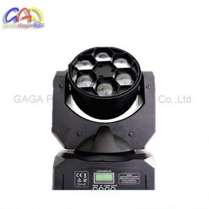 Mini Bee Eye 6X15W LED Light Mini Moving Head Light pictures & photos
