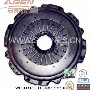 Isuzu Heavy Duty Truck Clutch Pressure Plate