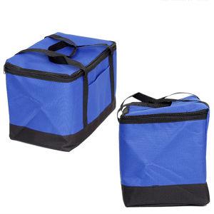 Flexible Custom Insulated Picnic Non Woven Cooler Bag (LJ-366)