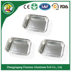 Aluminum Foil Container with Alloy-8011 pictures & photos