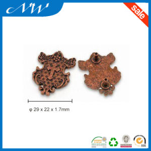 Wholesales Fashionable Special Shape Metal Alloy Label pictures & photos