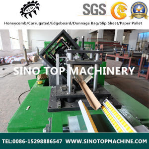 Paper Pallet Deck Edge Board and Protector Machine pictures & photos