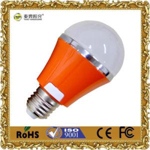5W LED Sensor Light 7W Aluminum Plastic Bag Bulb