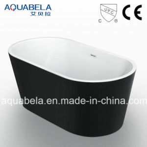 Acrylic Freestanding Whirlpool Bathtub (JL609) pictures & photos