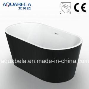 Acrylic Freestanding Whirlpool Bathtub (JL609) pictures & photos