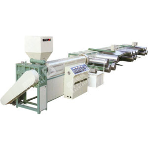 Plastic Tape Drawing Machine and Windling Machine for Woven Bag pictures & photos