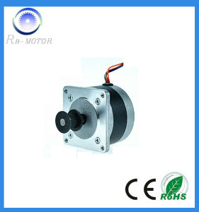 Ce Approved 1.8 Degree Round NEMA 23 Stepping Motor pictures & photos