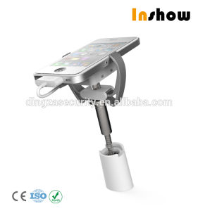 Mobile Phone Security Display Stand with Clamp (INSHOW A4139)