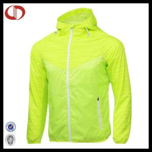 100% Nylon Running Man Jacket Custom pictures & photos