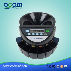 CS902 Electronic Manul Coin Counter and Sorter pictures & photos