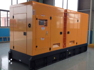 Ce Approved 50Hz 3 Phase 400kw/500kVA Cummins Generator (KTA19-G3) (GDC500*S) pictures & photos
