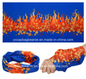 Polyester Multifunctional Custom Seamless Bandana pictures & photos