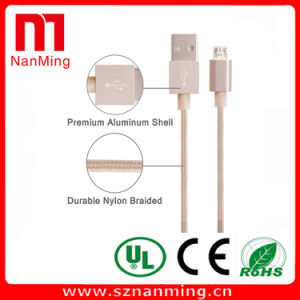 High Speed USB 2.0 a Male to Micro B Sync and Charging Cord Micro USB Charger Cable pictures & photos