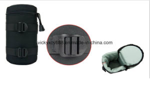 Digital Camera Lens Bag Tube Case (CY6920) pictures & photos