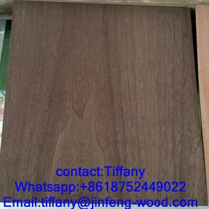 Walnut Veneer MDF 1220*2440*17/18mm for Furniture Used pictures & photos