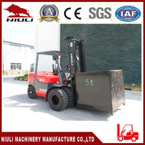 Diesel Forklift with CE and ISO9001 Certificates pictures & photos