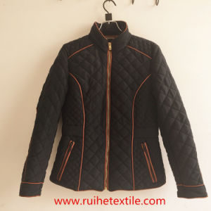 Winter Waterproof Windproof Breathable Woven Quilted Jacket, Coat