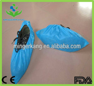 Shoe Cover PE Shoe Cover Disposable Shoe Cover pictures & photos
