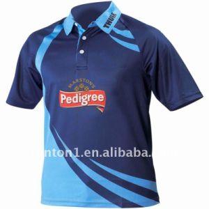 Professional Custom Men′s Cricket Jersey pictures & photos