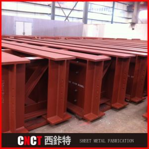 Custom Made Structure Steel Fabrication pictures & photos