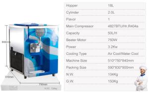 High Quality and Competititve Price of Pasmo S111 Ice Cream Machine