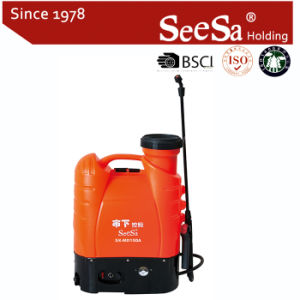 15L CE Approved Electric/Battery Backpac/Knapsack Agricultural Sprayer (SX-MD15DA) pictures & photos