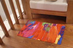 Sublimation Printed Yoga Mat Eco-Friendly pictures & photos