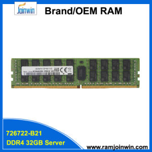 726722-B21 32GB 2rx4 1.2V Reg Ecc DDR4 Server RAM pictures & photos