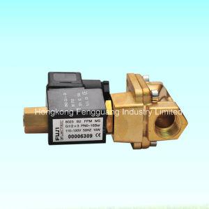 Screw Air Compressor Parts 110V 220V 24V Solenoid Valve pictures & photos