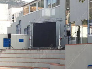 High Brightness P4.81 LED Sign Board for Outdoor pictures & photos