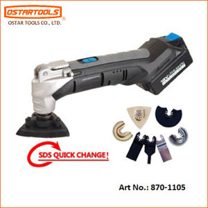 SDS Function Multi Tool Cordless Power Tool Set with Lithium DC Power pictures & photos