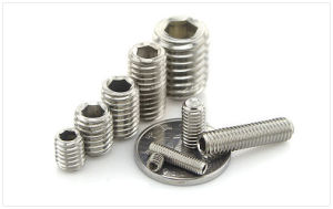 DIN916 Hexagon Socket Set Screws pictures & photos