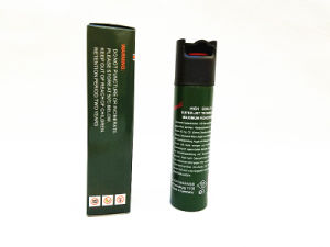110ml Nato Police Pepper Spray for Self Defense pictures & photos